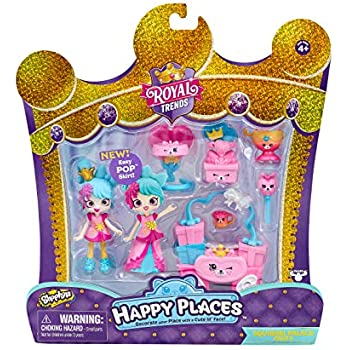 Shopkins Happy Places Welcome Pack - Squirrel | Shopkin.Toys - Image 1