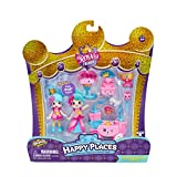 Shopkins Happy Places Welcome Pack - Squirrel Palace Party