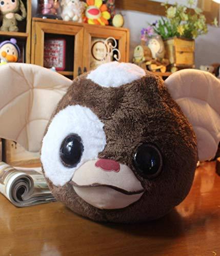 FDFSDAMAI Kreatives Spielzeug Gremlins Gizmo Plüschtier Gefüllte Spielzeugpuppe Puppe Weiches Kissen EIN Geburtstagsgeschenk für Sie Kind 50Cm