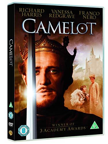 Camelot [DVD] [1967] [2020]