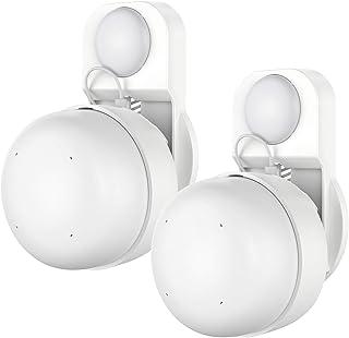 Soporte para Nest WiFi Point, sin herramientas y sin líos de cables Soporte fácil de móvil compatible con Google Nest WiFi...