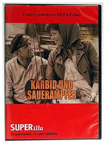 Karbid und Sauerampfer. DEFA-Film mit Erwin Geschonneck auf DVD, 80min. ID19207