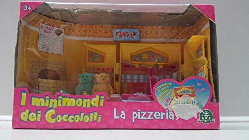 I Minimondi dei Coccolotti - La Pizzeria - Dido e Dida