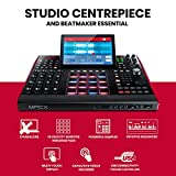 AKAI Professional MPC X – Standalone Drum Machine and Sampler With 10.1-inch display, Beat Pads, Synth Engines and CV Gate Outputs