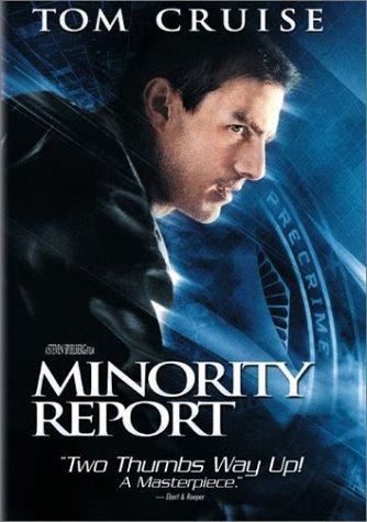 Minority Report Don Stanley