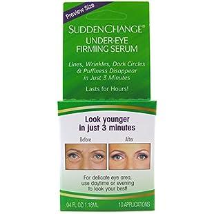 Sudden Change Under-Eye Firm Serum 1.18 ml:Tudosobrediabetes