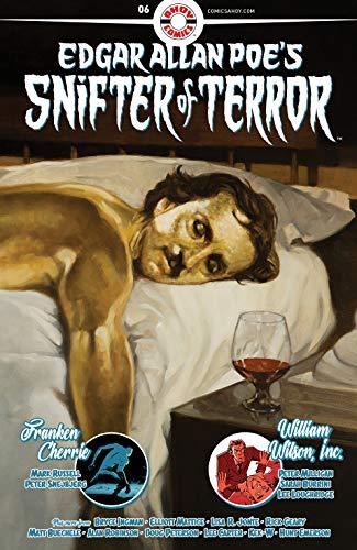 Edgar Allan Poe's Snifter of Terror #6 (English Edition)