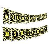 Funnlot Quarantine Birthday Banner Quarantine Birthday Decorations Social Distancing Birthday Party Decorations Lockdown Birthday Decorations Stay at Home Party Supplies