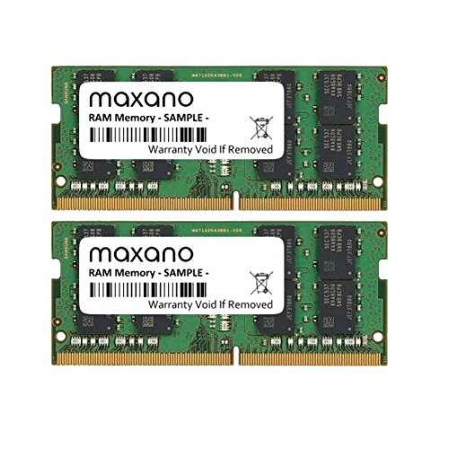 32GB Dual Channel Kit (2x 16GB) für Dell Alienware 15 R2 DDR4 2133MHz (PC4-17000S) SO Dimm Arbeitsspeicher RAM Memory