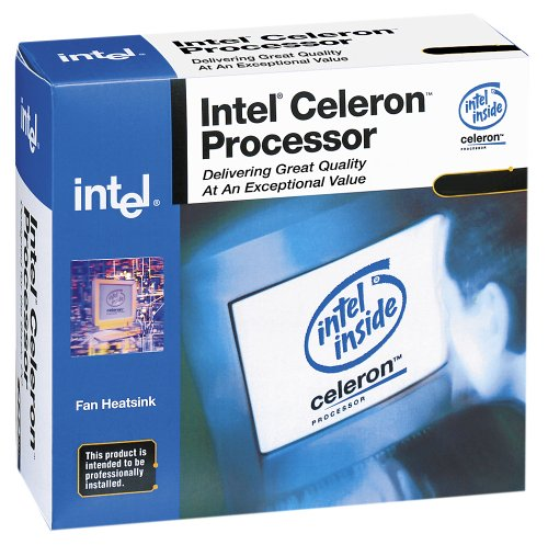 Intel Celeron 2.4GHZ SKT478Socket: 478/ FSB: 400/ Cache: 128 MB/KB/ in a box: ja/ Taktfrequenz: 2,4 MHz/GHz Prozessor