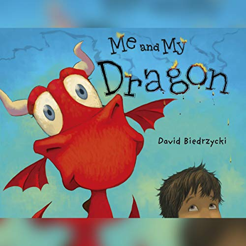 Me and My Dragon audiobook cover art
