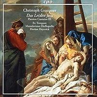 Passion Cantatas 3