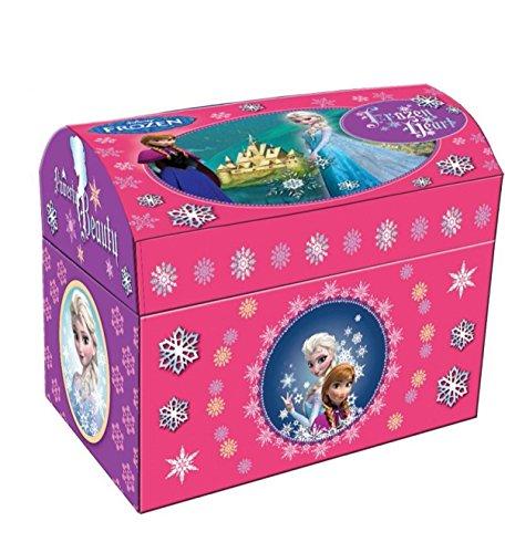 Disney Frozen - Joyero con Bandeja, 16 x 13 x 10 cm (Mercury 24787)