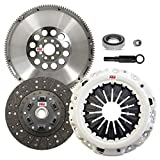 350z stage 2 clutch and flywheel - ClutchMaxPRO Performance Stage 1 Clutch Kit with Chromoly Flywheel Compatible with 03-06 Infiniti G35, 2007 G35 2 Door Coupe, 03-06 Nissan 350Z VQ35DE