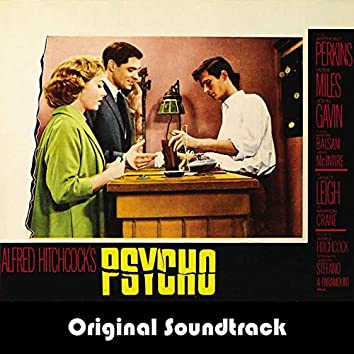 """Psycho Medley: Prelude / The City / Marion / Marion and Sam / Temptation / Flight / Patrol Car / Car Lot / The Package / Rainstorm / Hotel Room / The Window / The Parlor / Madhouse / Peephole / Bathroom / The Murder / The Body / The Office / The Curtain / (From """"Psycho"""" Original Soundtrack)"""