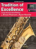 Tradition of Excellence 1 (Eb alto sax) alto saxophones Oct, 2020