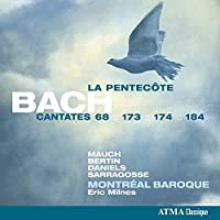 Bach: Cantatas For Pentacost