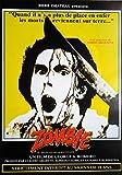 Zombie - Dawn of The Dead (1977) | Kleinformat Filmplakat,