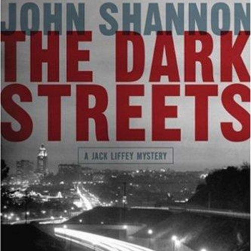 The Dark Streets audiobook cover art