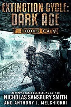 Extinction Cycle  Dark Age  The Complete Four Book Series