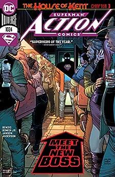 Action Comics (2016-) #1024 by [Brian Michael Bendis, Brad Anderson, John Romita, Klaus Janson]