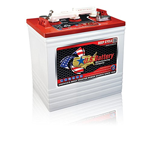 Golf Cart Battery US2200 XC2 6-Volt (Minimum Order 1 Set of 4 Batteries)