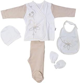 Flexi 5'li Bebek Hastane Çıkış Seti 234159