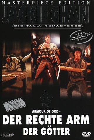 Jackie Chan - Der rechte Arm der Götter (2 DVDs)