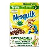 Nesquik Cereali Palline di Cereali Integrali al Cioccolato, 330 g