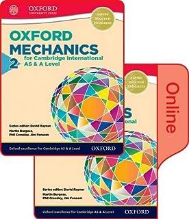 Mathematics for Cambridge International AS and A Level: Mechanics 2: Print & Online Student Book Pack