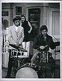 Imágenes Históricas 1970 Foto de prensa Lucy Buddy Rich,Desi Arnaz Jr, Lucie Arnaz
