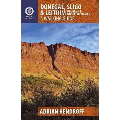 Donegal, Sligo & Leitrim: A Walking Guide (Walking Guides)