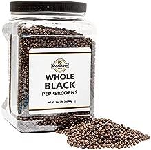 Meridian Farms Whole Black Pepper 2lb 3oz