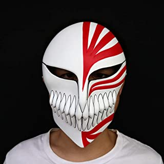 Halloween Mask/Anime Character Mask/Masquerade Collector's Edition Resin Mask happyL