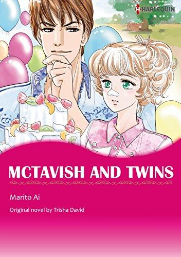 Mctavish And Twins: Harlequin comics (English Edition)