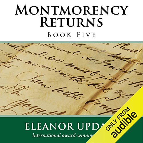 Montmorency Returns audiobook cover art