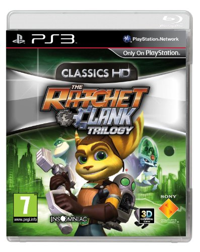 [UK-Import]The Ratchet & and Clank HD Trilogy Collection Game PS3