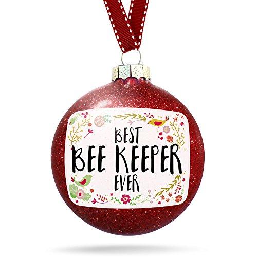 Bee Keeper Ornament
