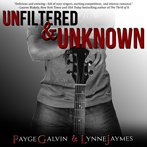 Unfiltered & Unknown audiobook cover art