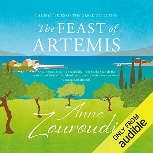 The Feast of Artemis cover art