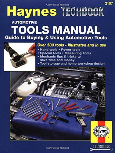 Automotive Tools Manual (Haynes ...