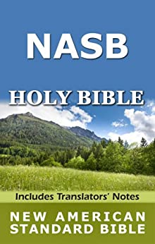New American Standard Bible-NASB 1995 (Includes Translators' Notes) by [The Lockman Foundation]