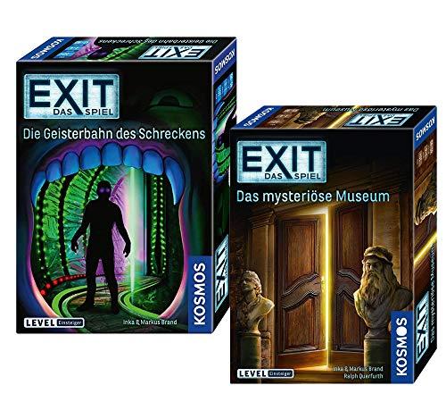 EXIT Kosmos 694227 - Juego de mesa (contenido en alemán)