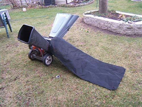 KUANG Wood Leaf Chipper Shredder Collection Bag 24x61 Craftman Troy MTD (BAG ONLY