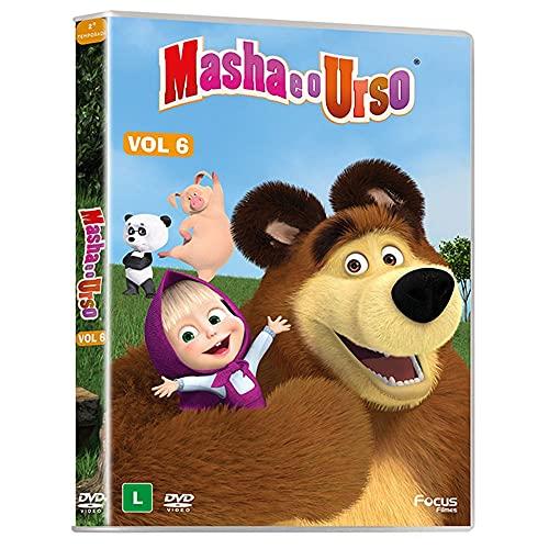 Masha E O Urso Vol. 6
