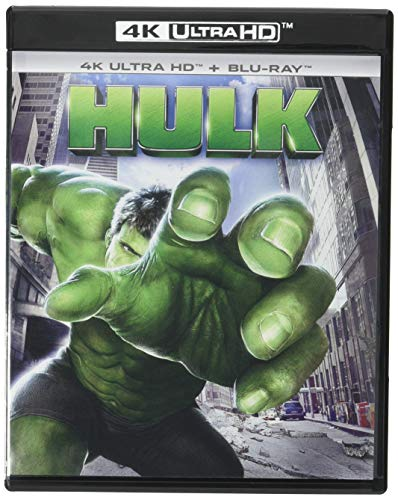 Hulk [4K Ultra HD + Blu-Ray]