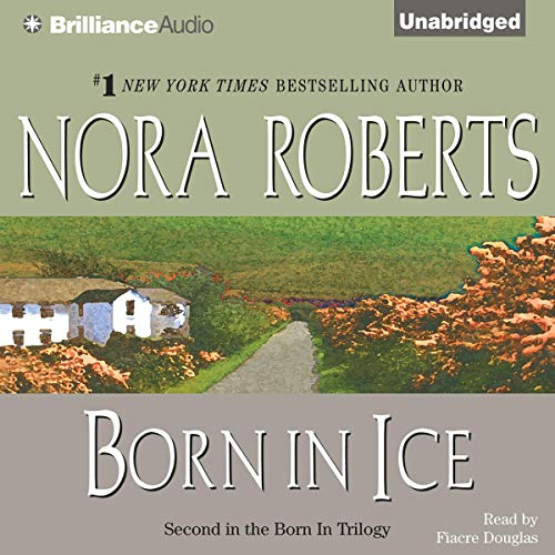 Born in Ice audiobook cover art