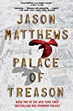 Image of Palace of Treason: A Novel (The Red Sparrow Trilogy Book 2)