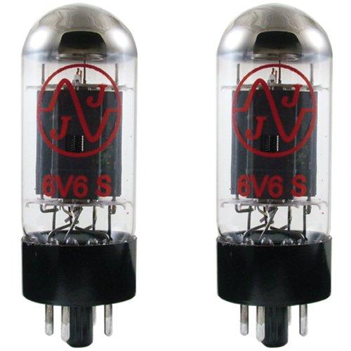 JJ Electronics Amplifier Tube (T-6V6-S-JJ-MP)