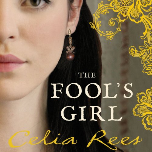 The Fool's Girl audiobook cover art